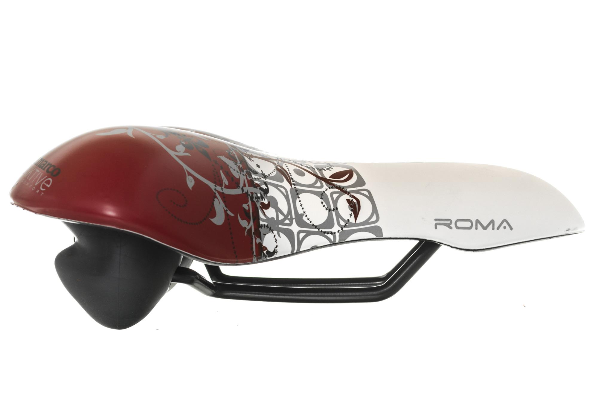 Selle bioaktive rome glamour blanc rouge - Femme de chambre code rome ...