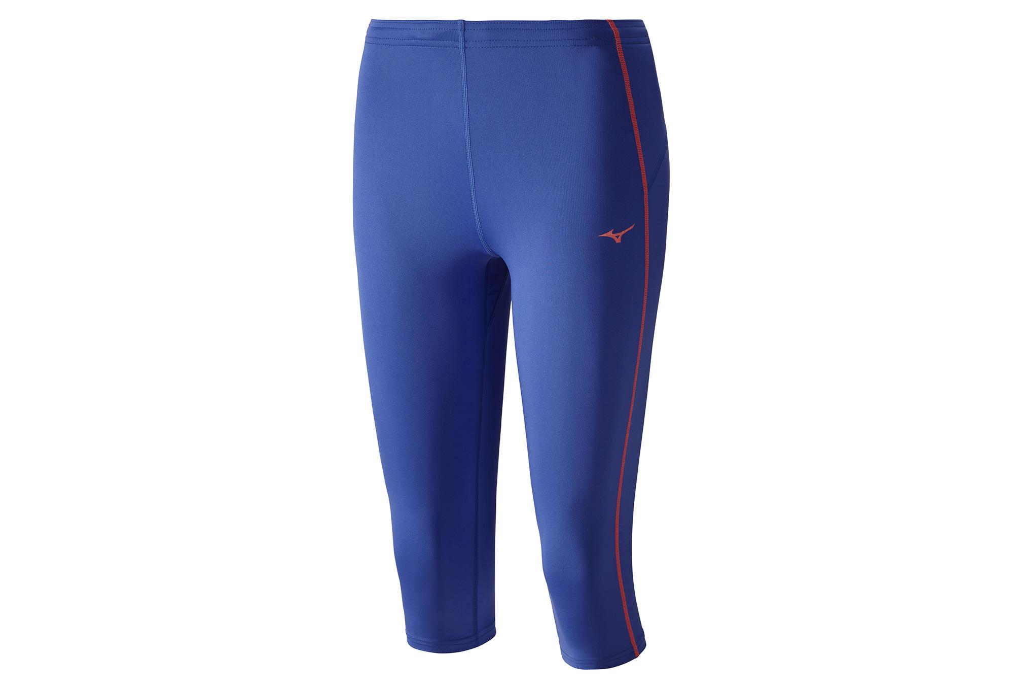 MIZUNO Femme Corsaire Bleu CORE Running vN8n0Omwy