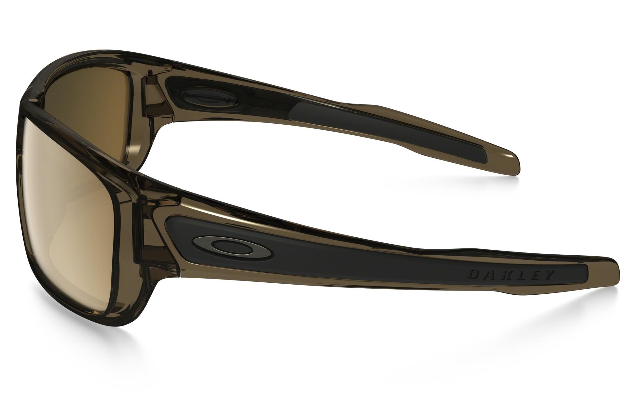 15fbab4caa7 OAKLEY TURBINE Sunglasses Brown - Brown Ref OO9263-02