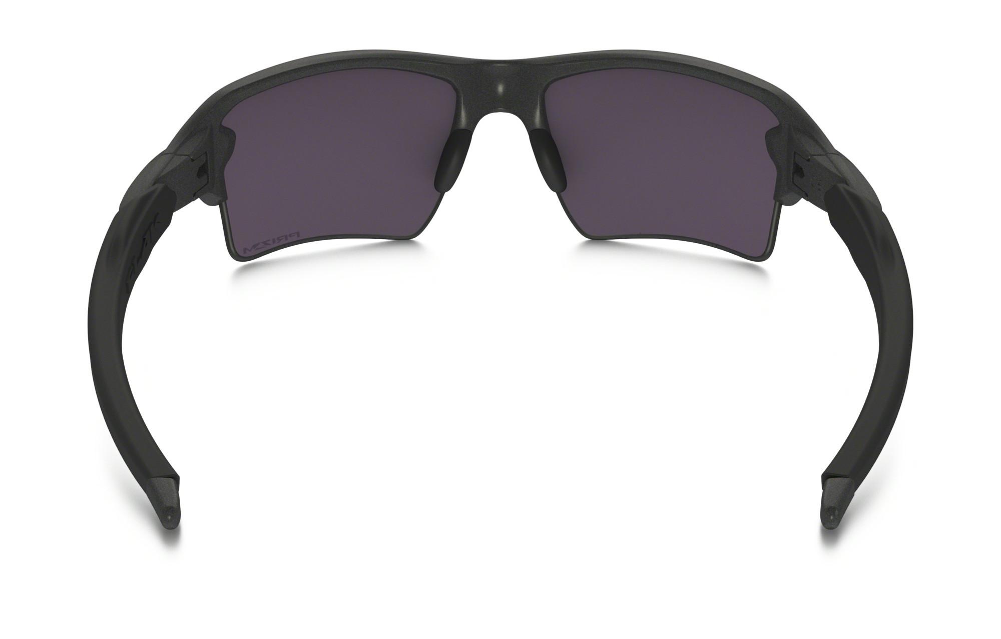 46343a3dcc4 OAKLEY FLAK 2.0 XL Sunglasses Black - Grey Prizm Daily Polarized Ref  OO9188-60