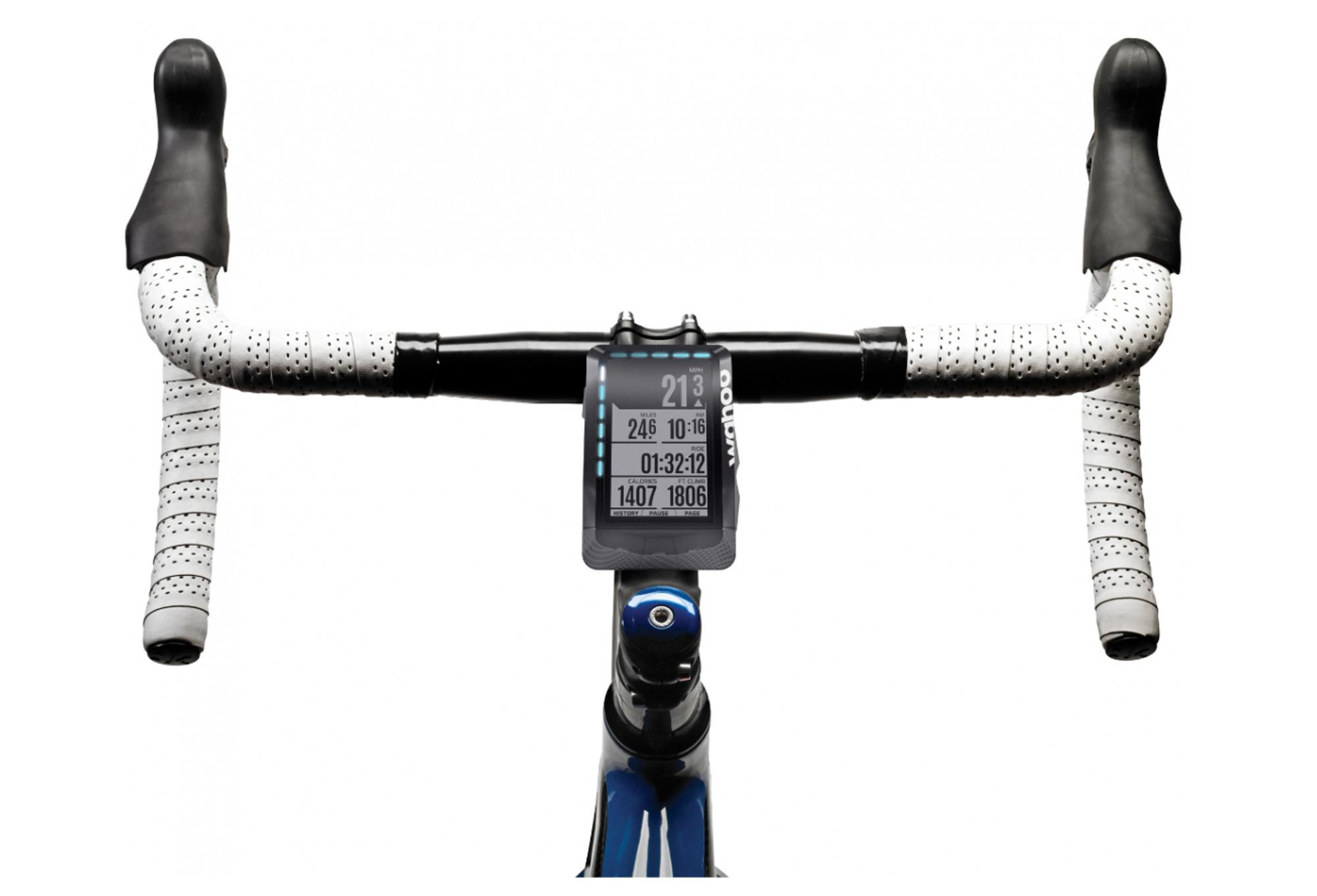 Fahrradcomputer Programmieren : Gps fahrradcomputer wahoo fitness elemnt alltricks