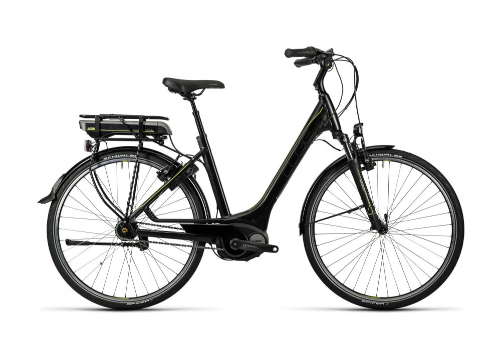 cube electric city bike travel hybrid pro 500 easy entry