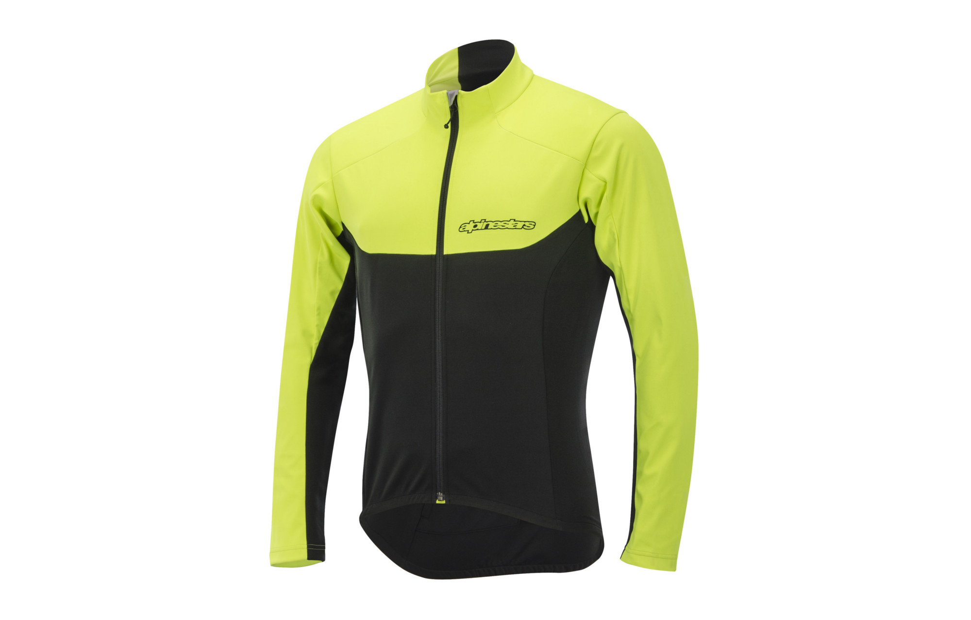 a73f631dcc5 ALPINESTARS HURRICANE FUNCTIONAL Windproof Jacket Yellow Black ...