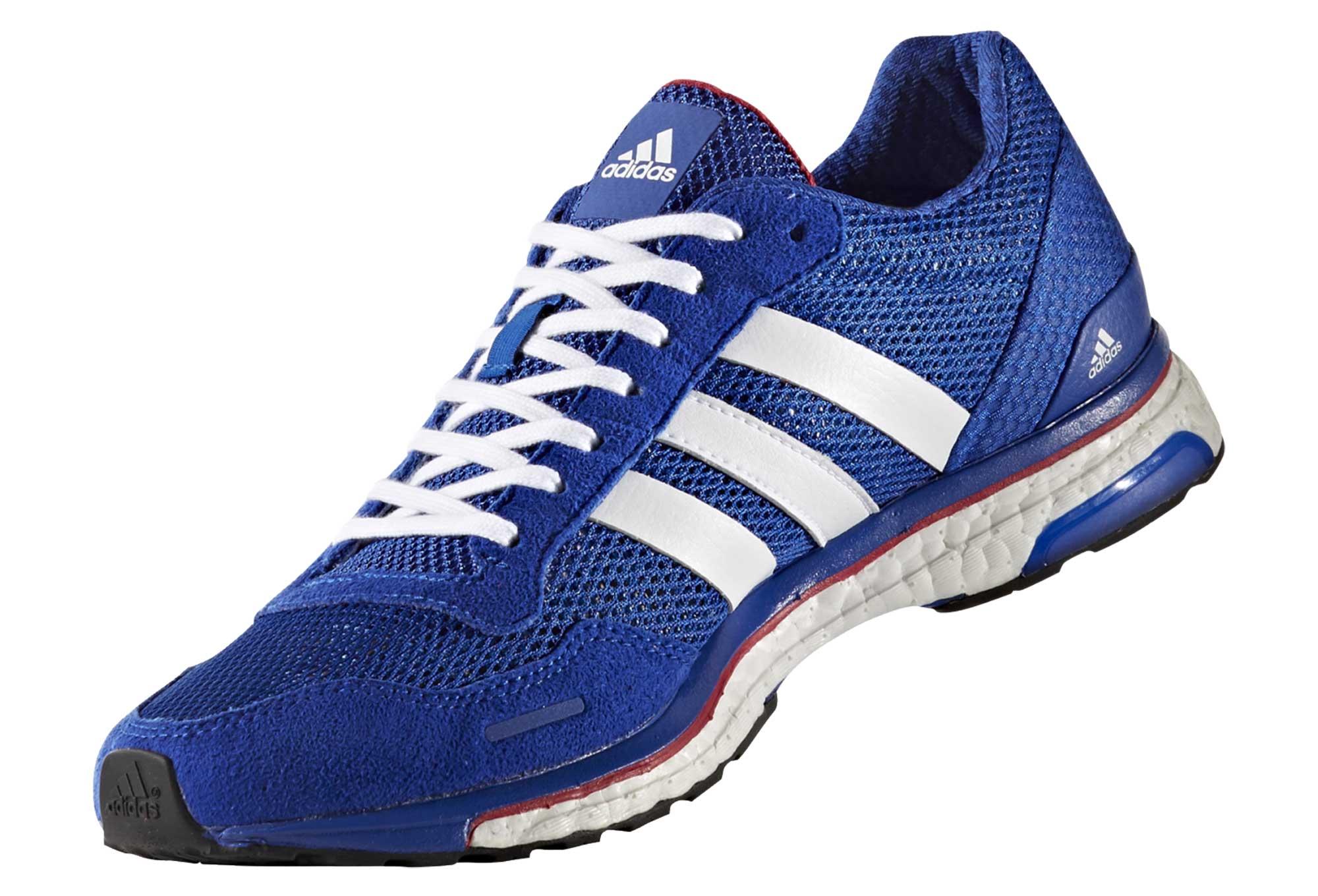 adidas running ADIZERO ADIOS 3 Blue Men | Alltricks.com