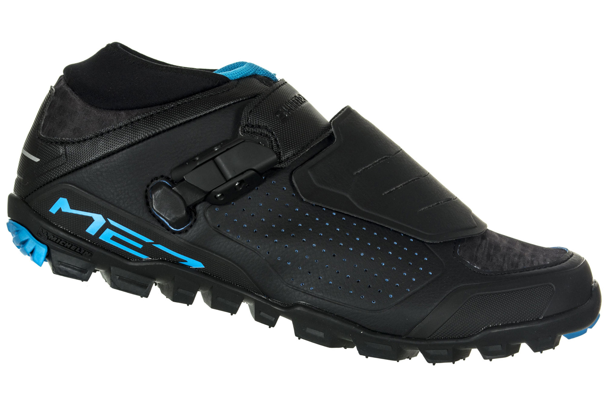 style de mode Conception innovante mode attrayante Chaussures VTT SHIMANO ME7 Noir