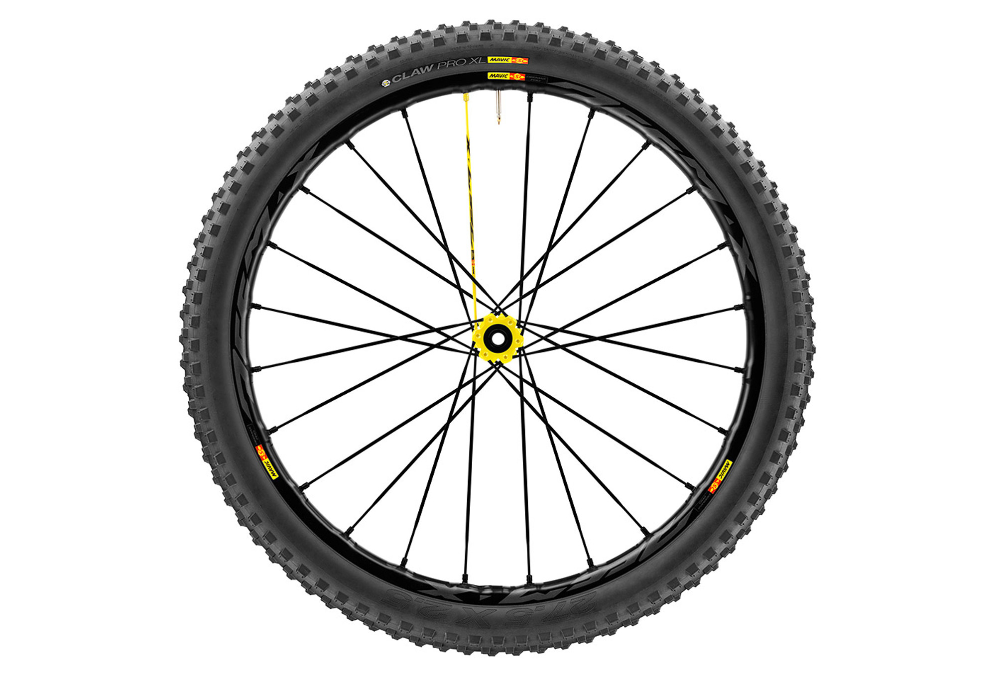 bc2a18197c9 MAVIC Front Wheel 2017 Deemax Pro WTS 27.5 | 15mm | Claw Pro XL 2.50 ...