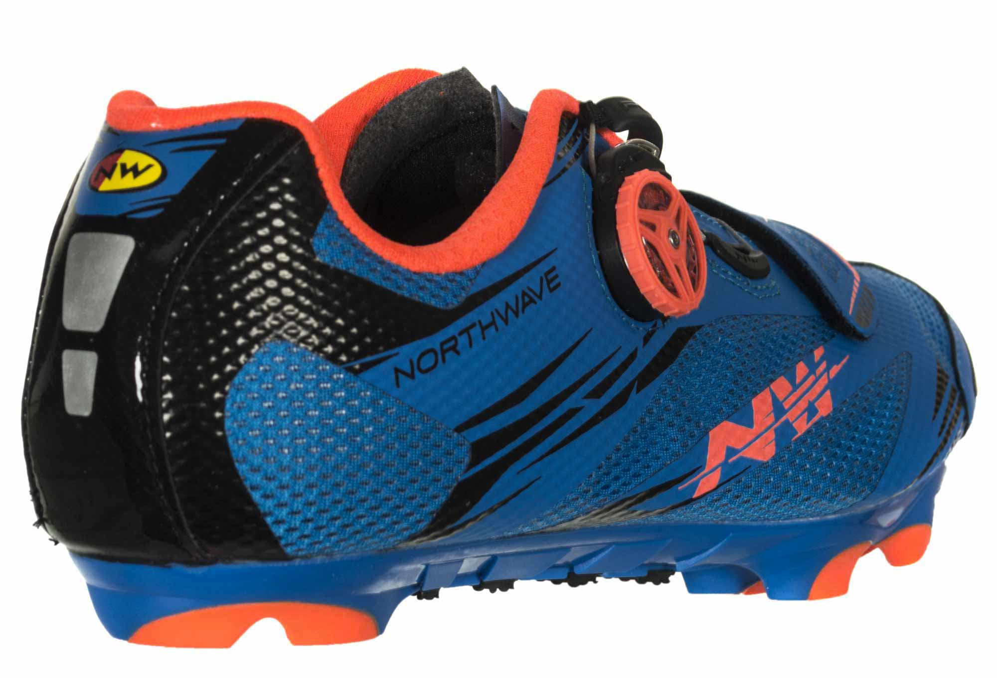 Schuhe NORTHWAVE Scorpius 2 Plus Blue Orange