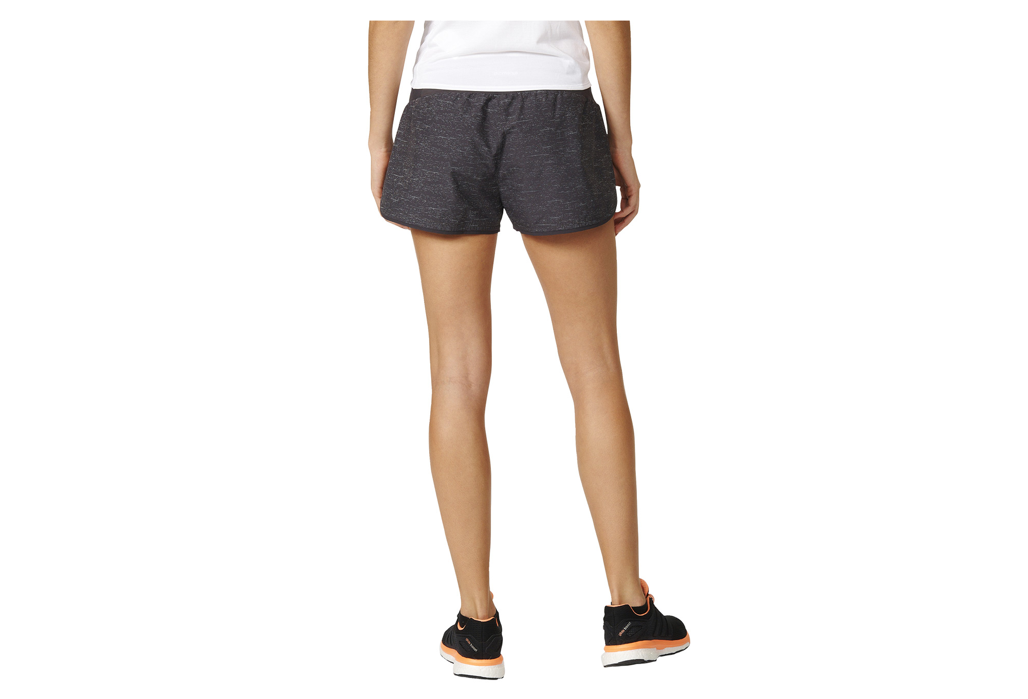 Women Sport Supernova Glide Adidas Shorts Running Grey qvO7TCB