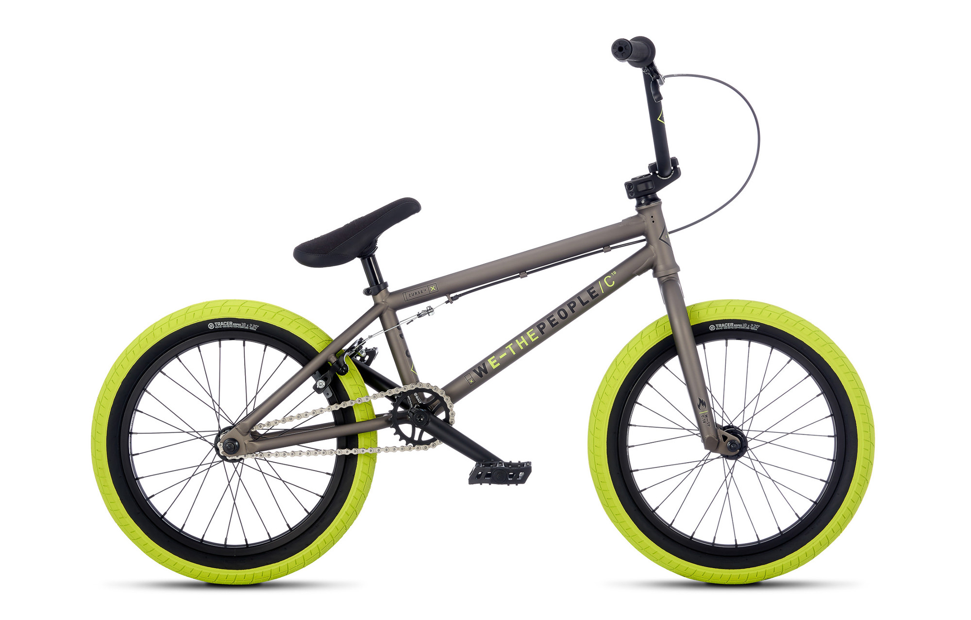 bmx freestyle wethepeople curse 18 zoll raw 2017. Black Bedroom Furniture Sets. Home Design Ideas