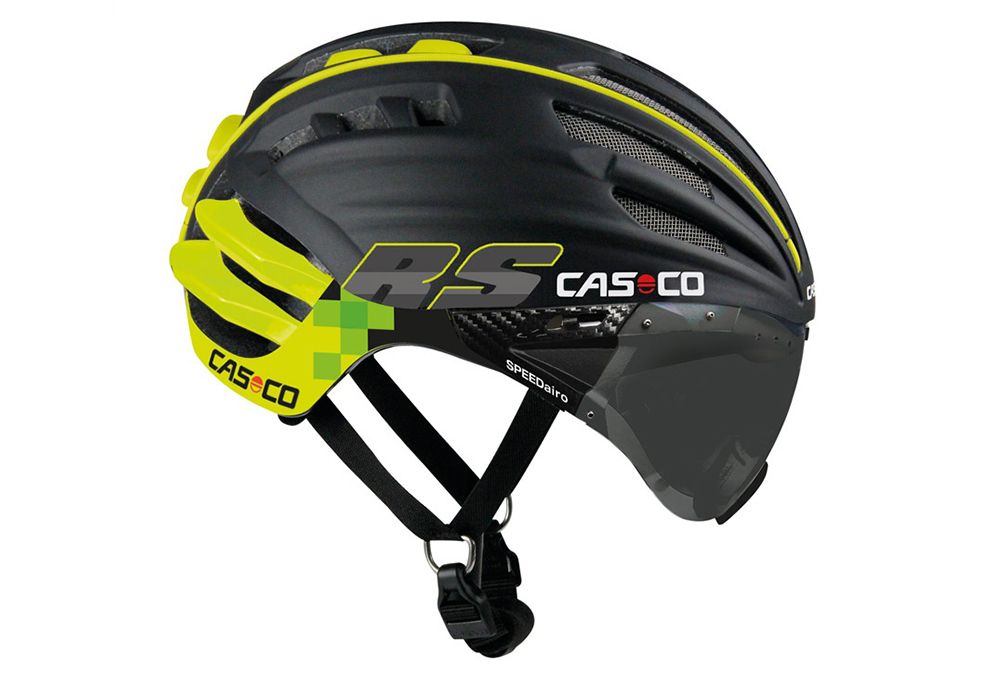 casco 2015 speedairo rs helm mit visier vautron matt. Black Bedroom Furniture Sets. Home Design Ideas
