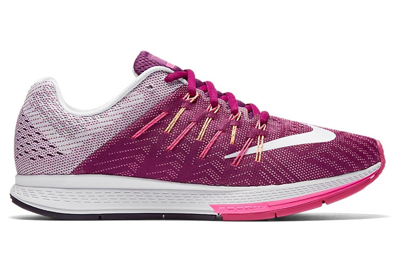 Femme Air Rose Blanc Zoom 8 Elite Nike IWDH2E9