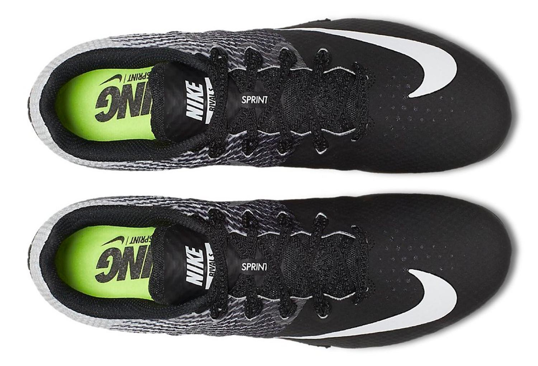 Chaussures d'Athlétisme Nike ZOOM RIVAL S 8 Noir