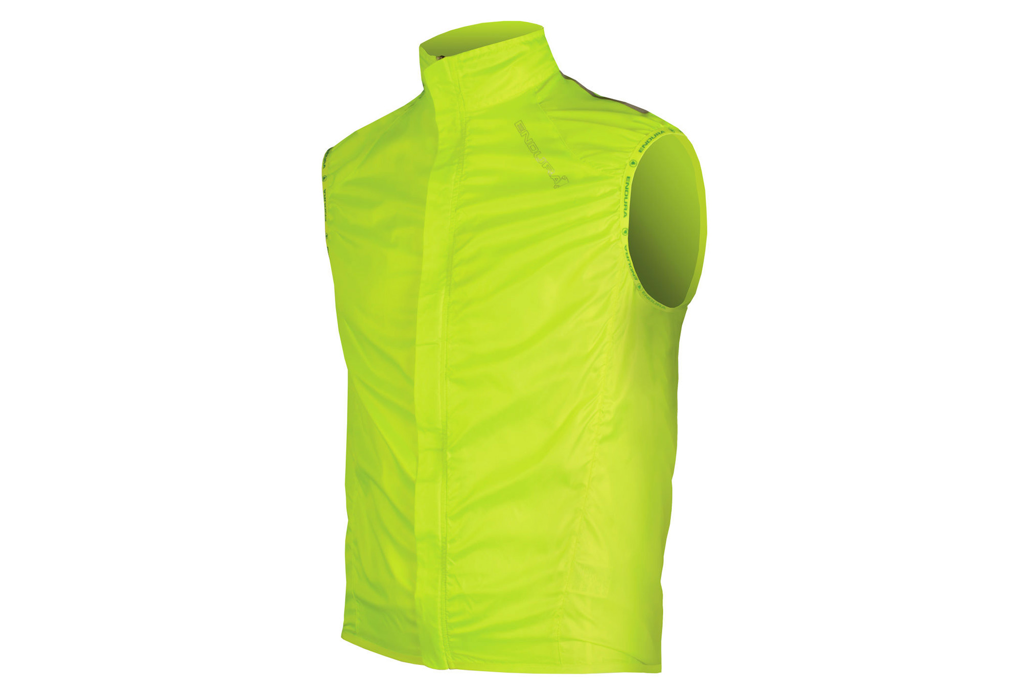 endura gilet compact sans manches pakagilet jaune fluo. Black Bedroom Furniture Sets. Home Design Ideas