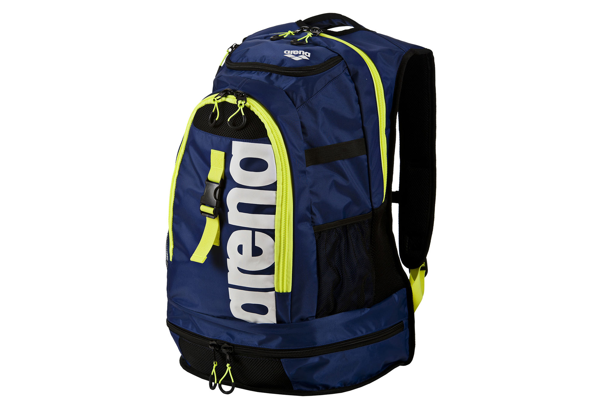 e4590276f85b ARENA Backpack FASTPACK 2.1 Blue Yellow
