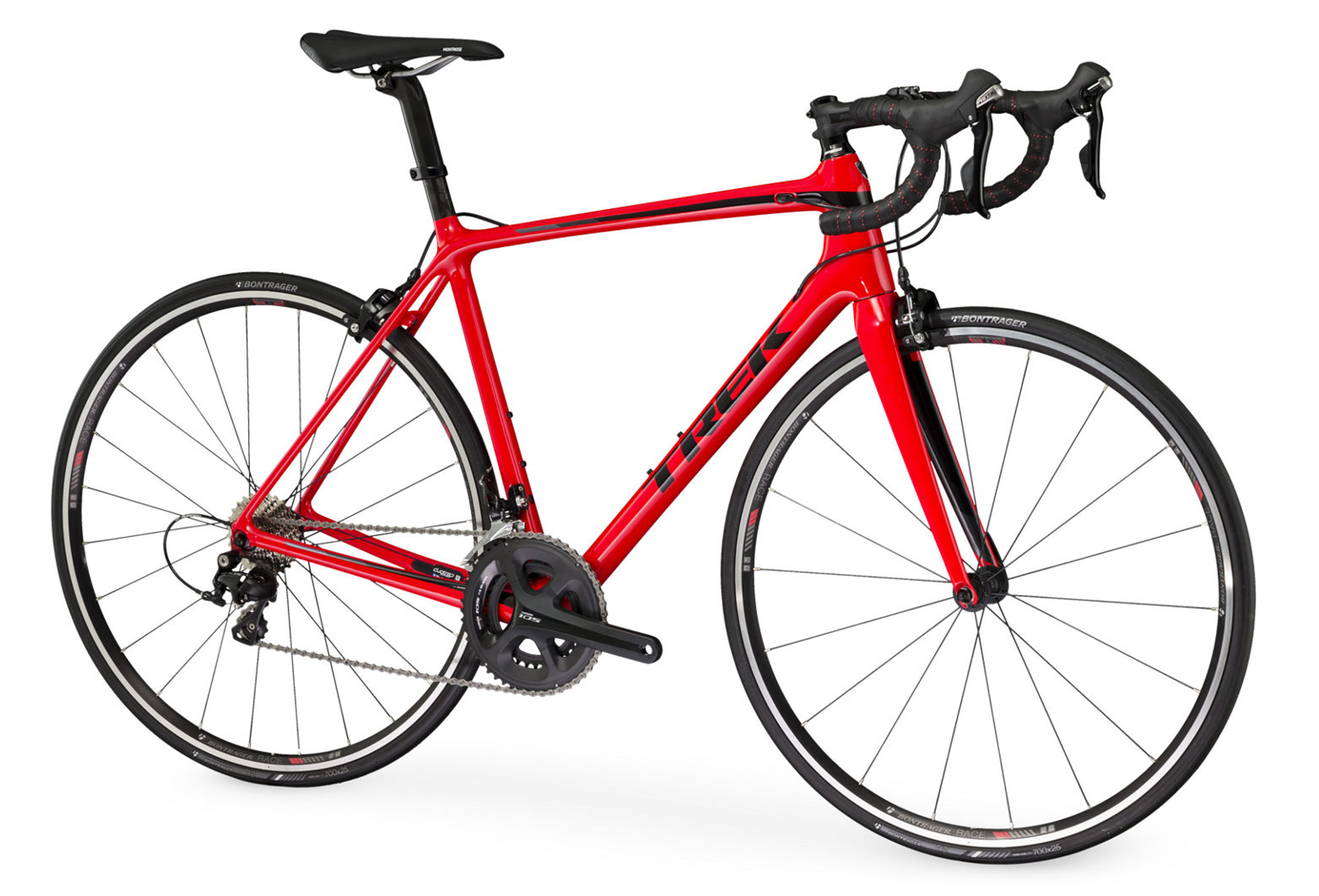 Trek 2017 Road Bike Emonda Sl 5 Red