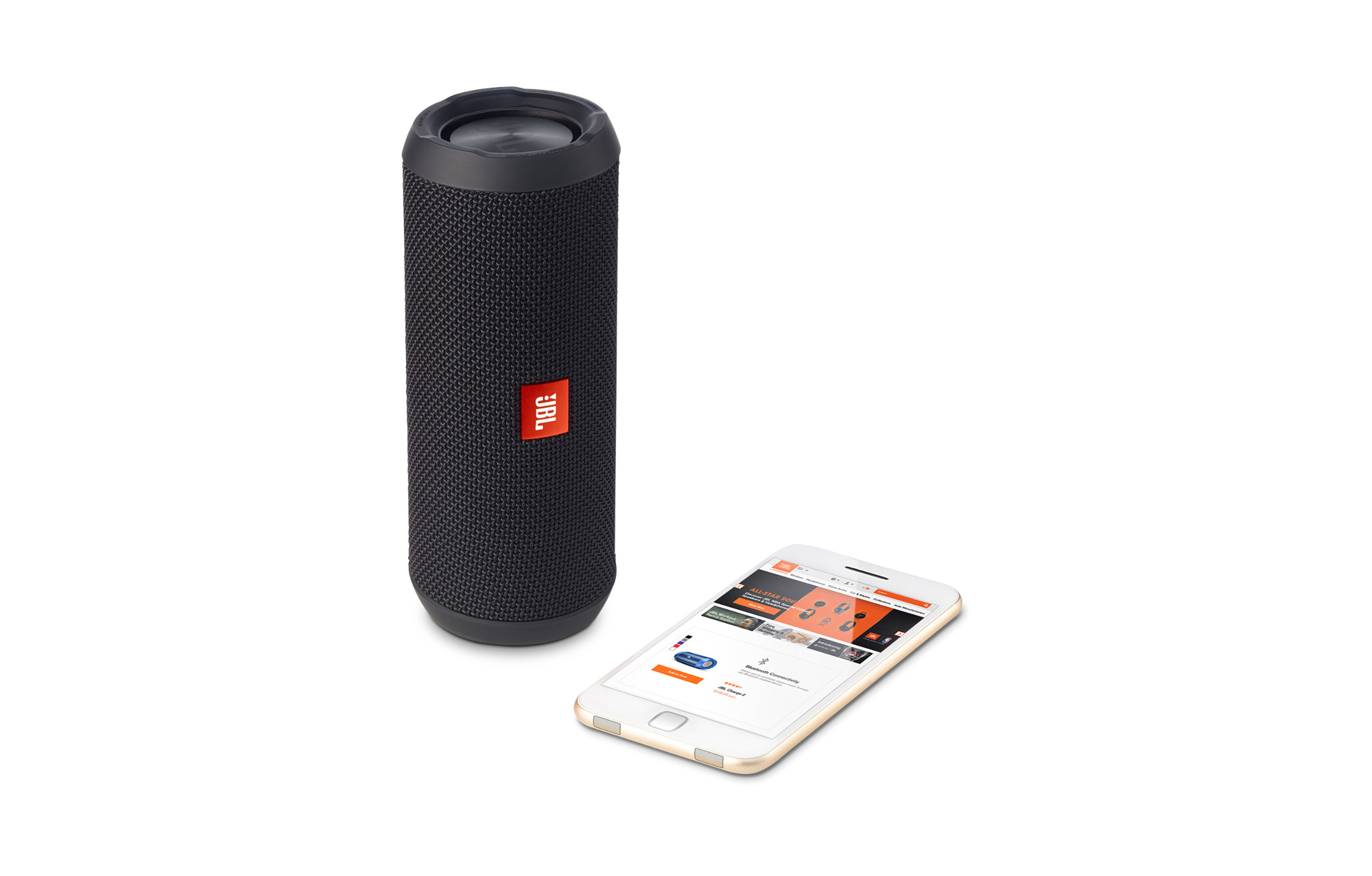 enceinte bluetooth jbl nomade flip 3 noir. Black Bedroom Furniture Sets. Home Design Ideas
