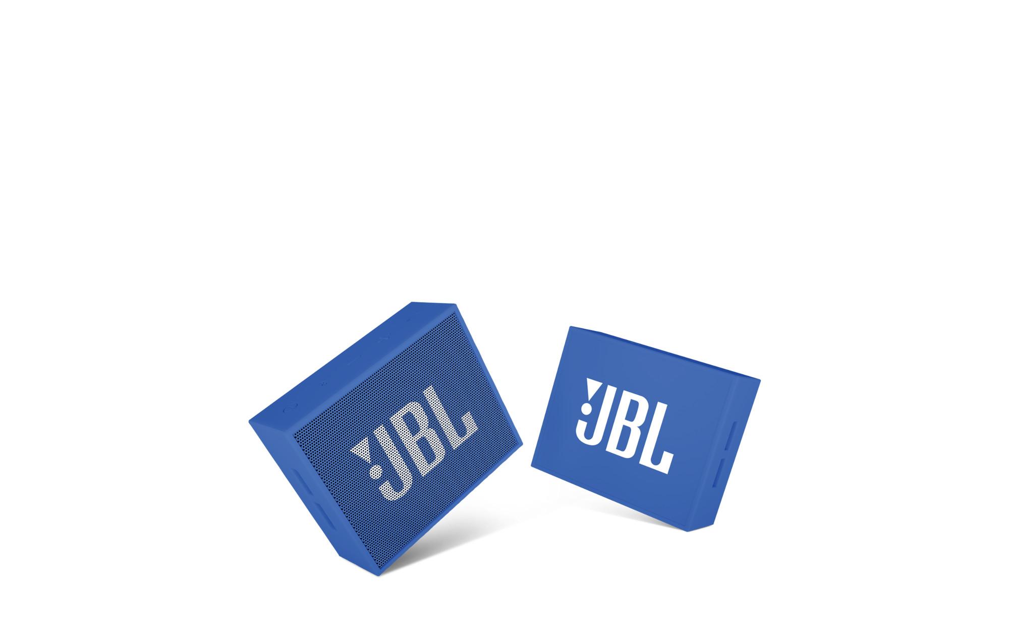 jbl portable speakers go blue. Black Bedroom Furniture Sets. Home Design Ideas