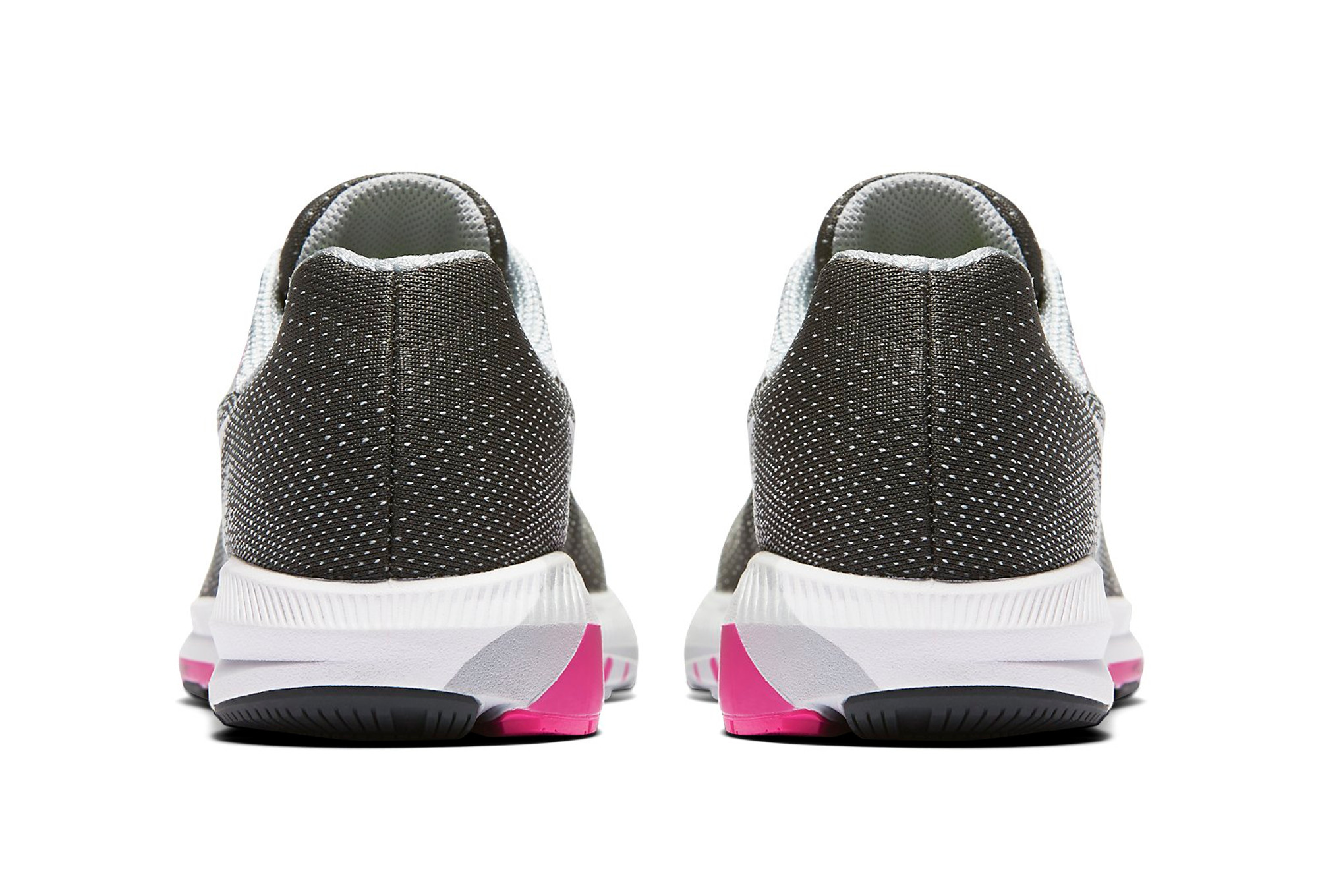 on sale 04280 0a5f1 NIKE AIR ZOOM STRUCTURE 20 Grey Pink Women