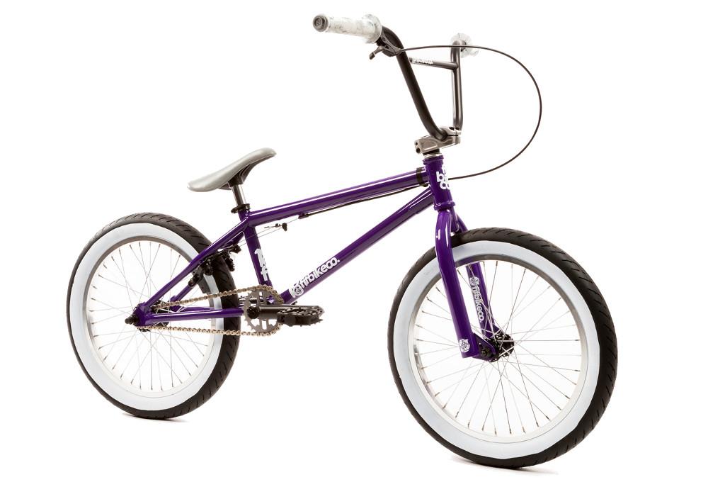 bmx freestyle fit 18 inch violet 2017. Black Bedroom Furniture Sets. Home Design Ideas