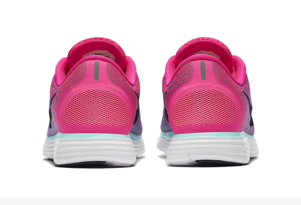 Distance Black Free Women Nike Run Shoes Grey 4wp6q6