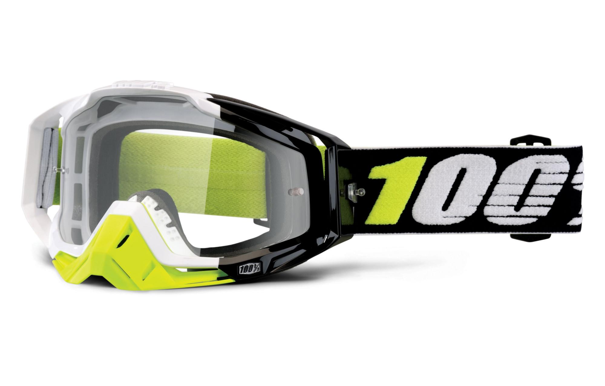 masque 100 racecraft emara noir ecran transparent. Black Bedroom Furniture Sets. Home Design Ideas