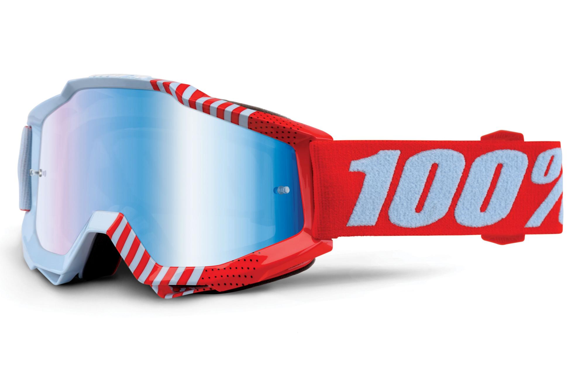 masque 100 accuri cupcoy rouge ecran mirror bleu. Black Bedroom Furniture Sets. Home Design Ideas
