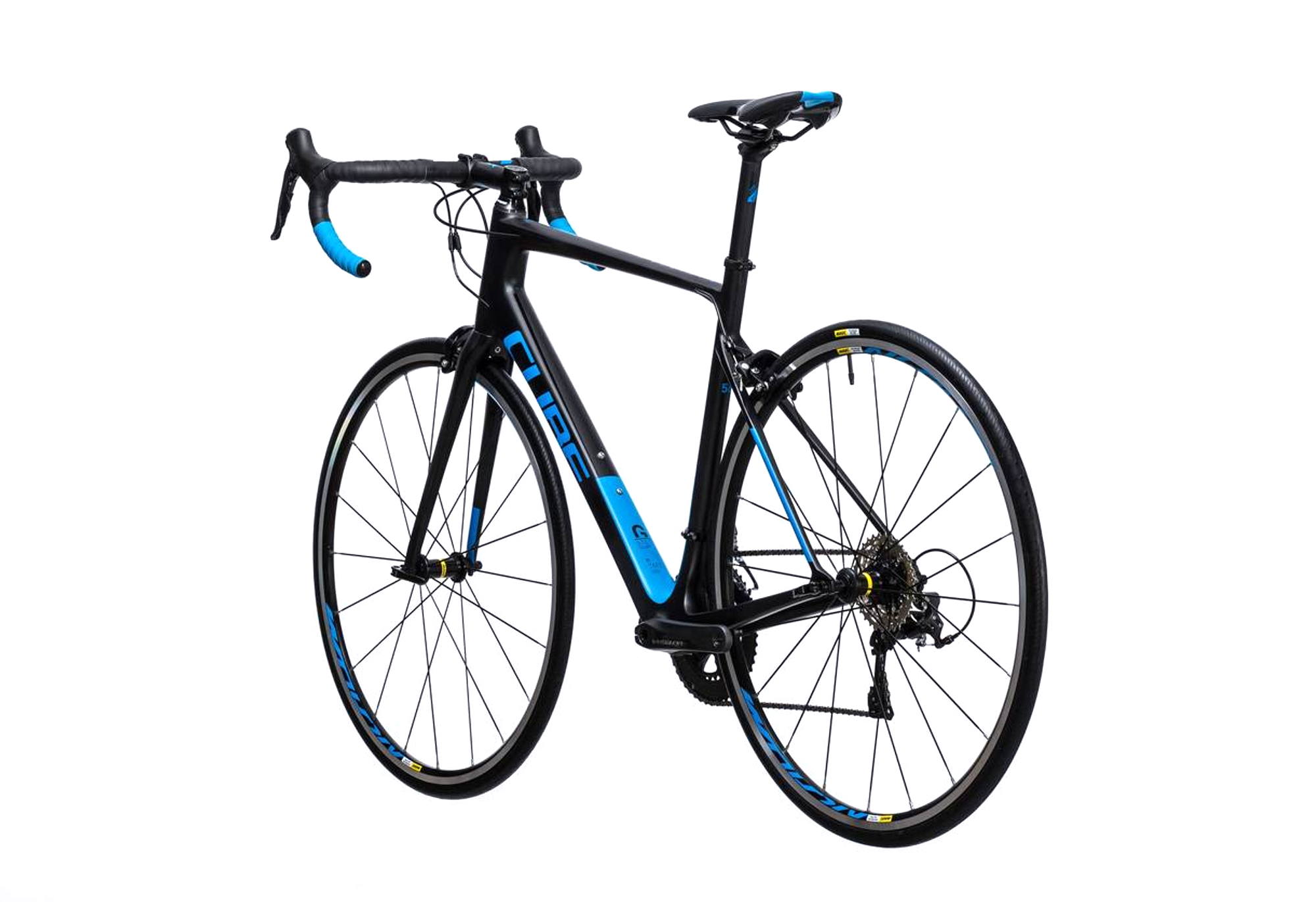 rennrad cube 2017 attain gtc race carbon shimano ultegra. Black Bedroom Furniture Sets. Home Design Ideas