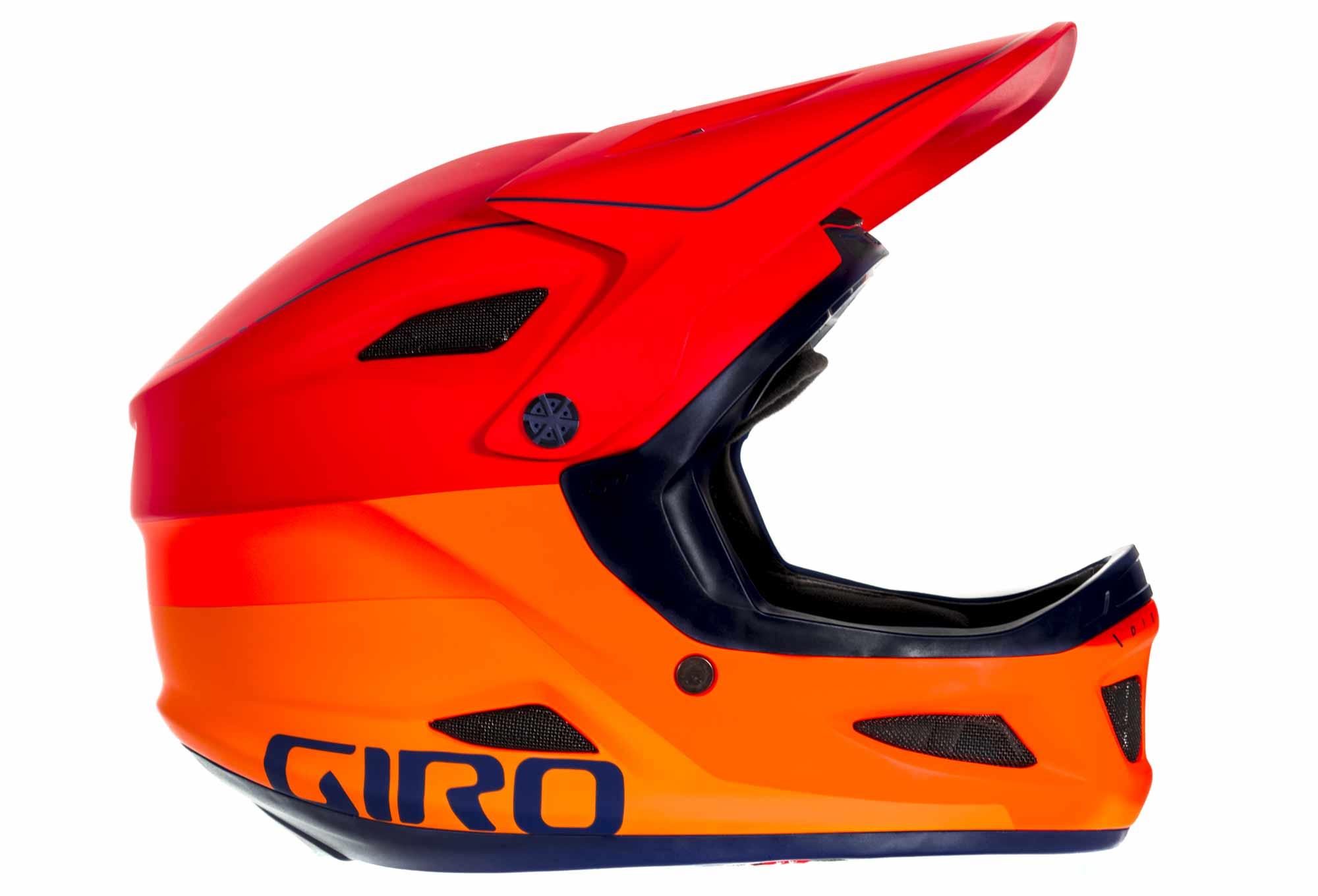 Casque Integral Giro Disciple Mips Orange Violet Alltricksfr
