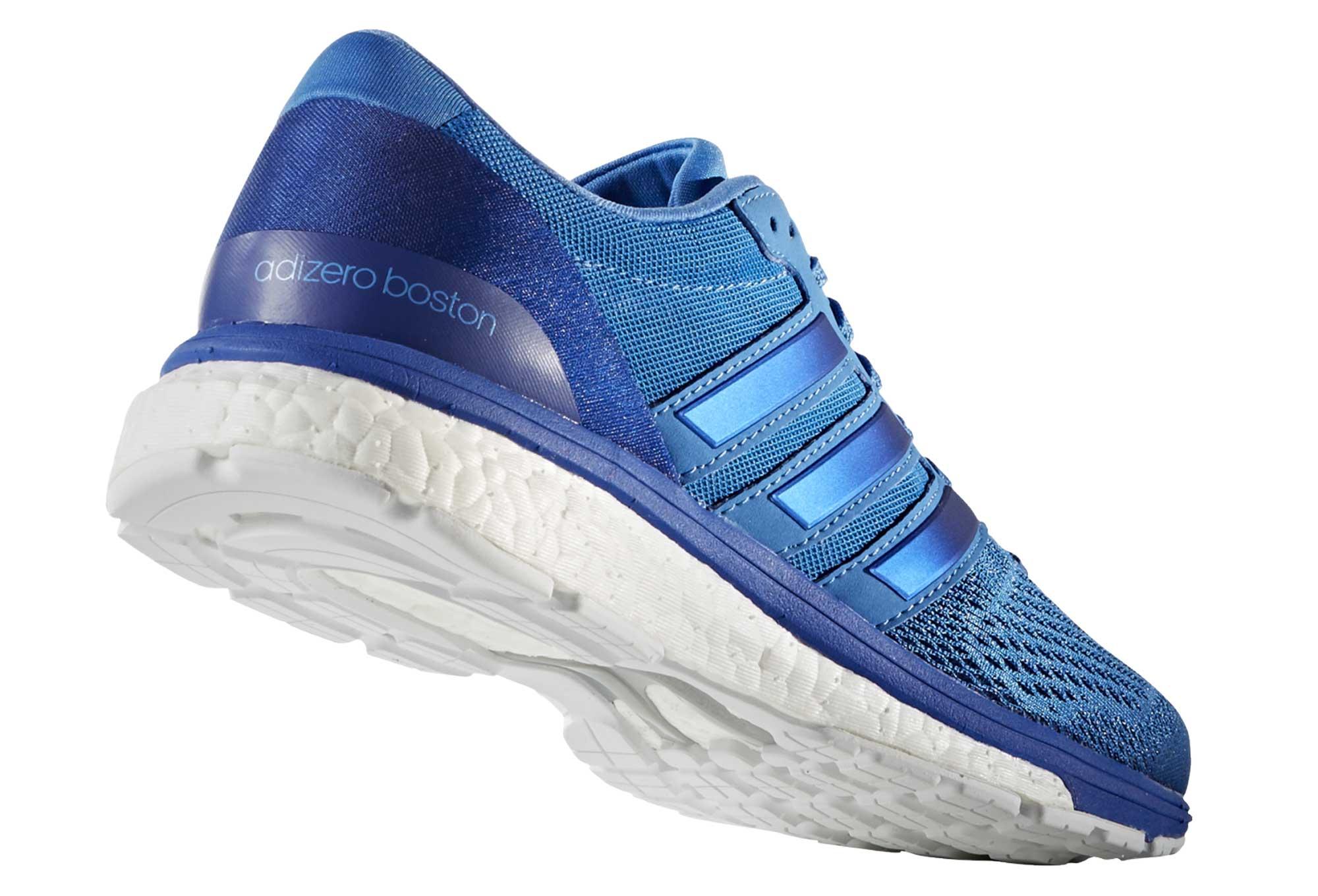 Zapatillas adidas running Adizero Boston 6 para Mujer Bleu