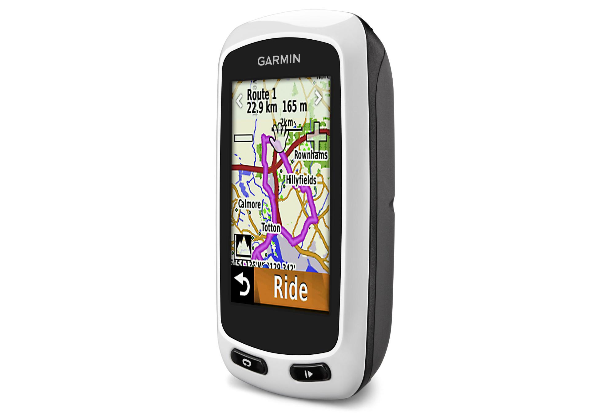 GARMIN GPS EDGE TOURING PLUS avec Ceinture cardiaque   Alltricks.fr 10f19f63467