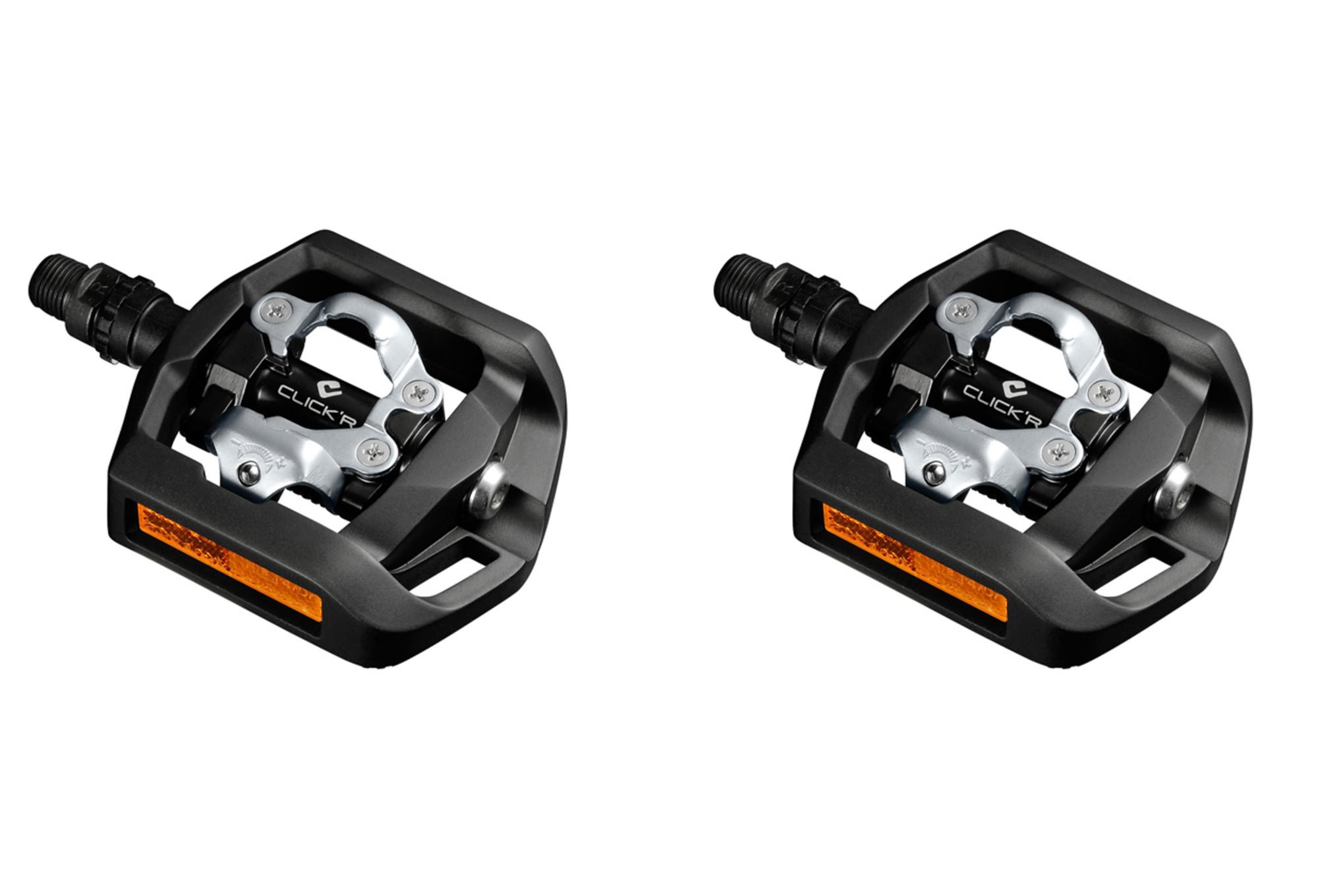 0236c599a25 SHIMANO PD-T421 SPD MTB Pedals Black