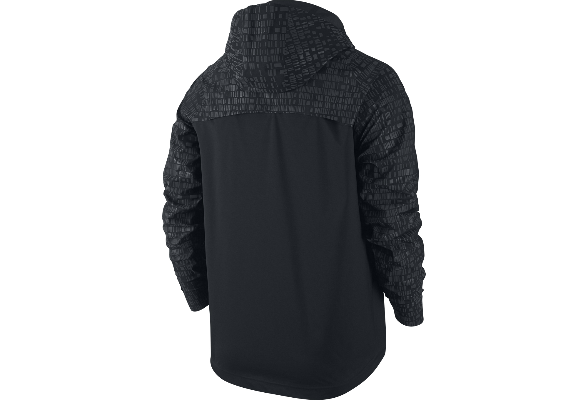 Noir Veste Nike Flash Imperméable Hypershield Homme jqAL54R3c