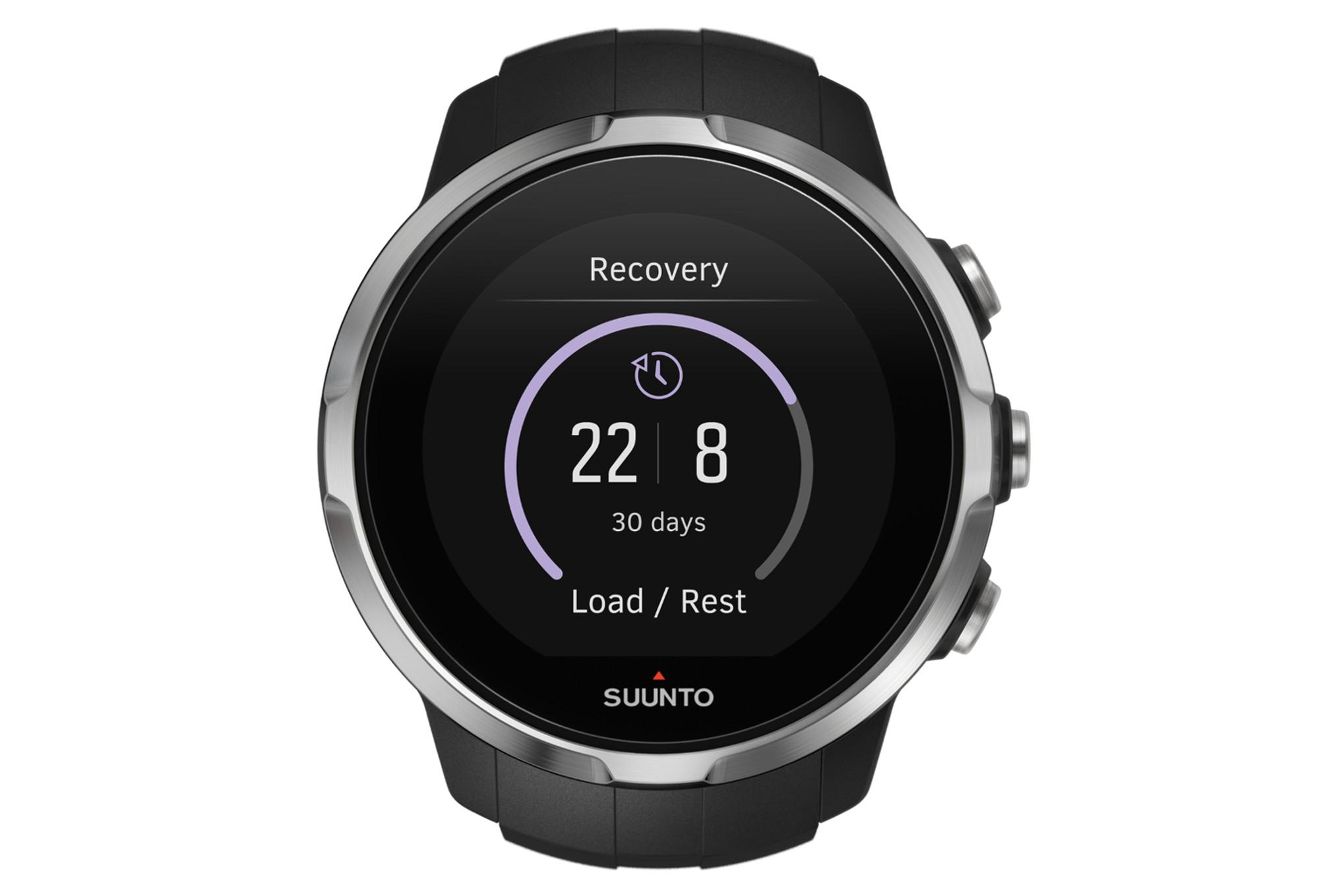 suunto montre gps spartan sport hr noir ceinture smart sensor. Black Bedroom Furniture Sets. Home Design Ideas