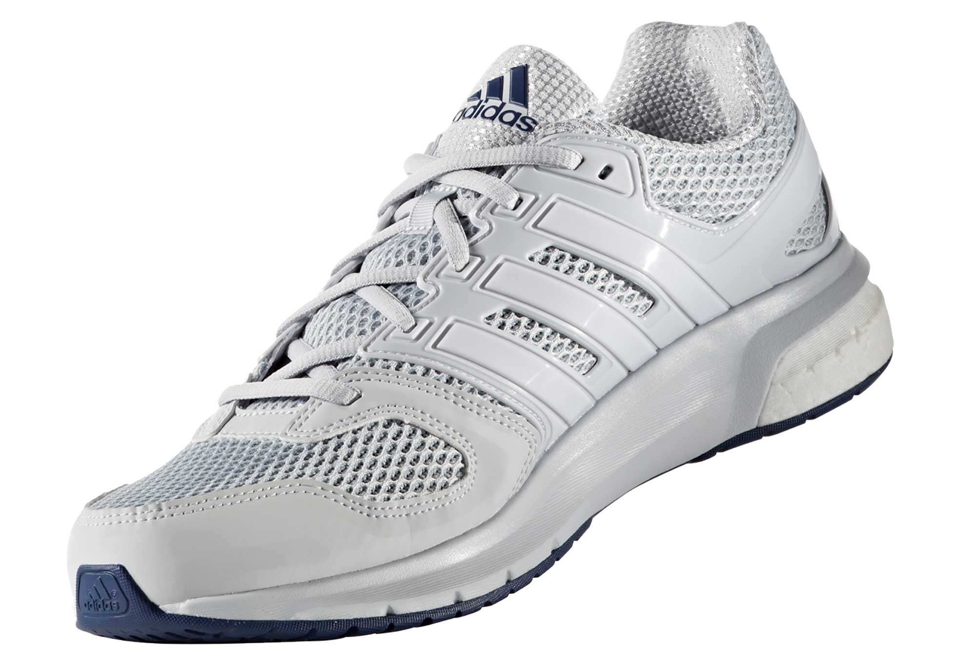 BOOST Hombres running QUESTAR Blanco adidas Gris IYvy76mbfg