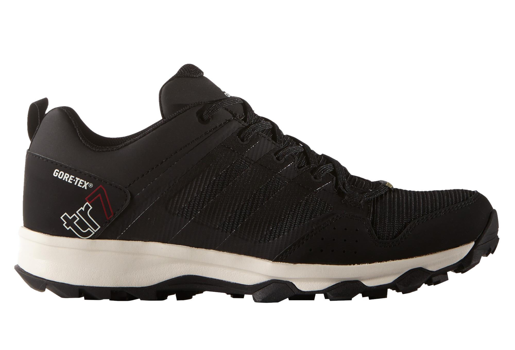 Chaussures de Trail adidas running Kanadia 7 Trail Gore Tex Noir