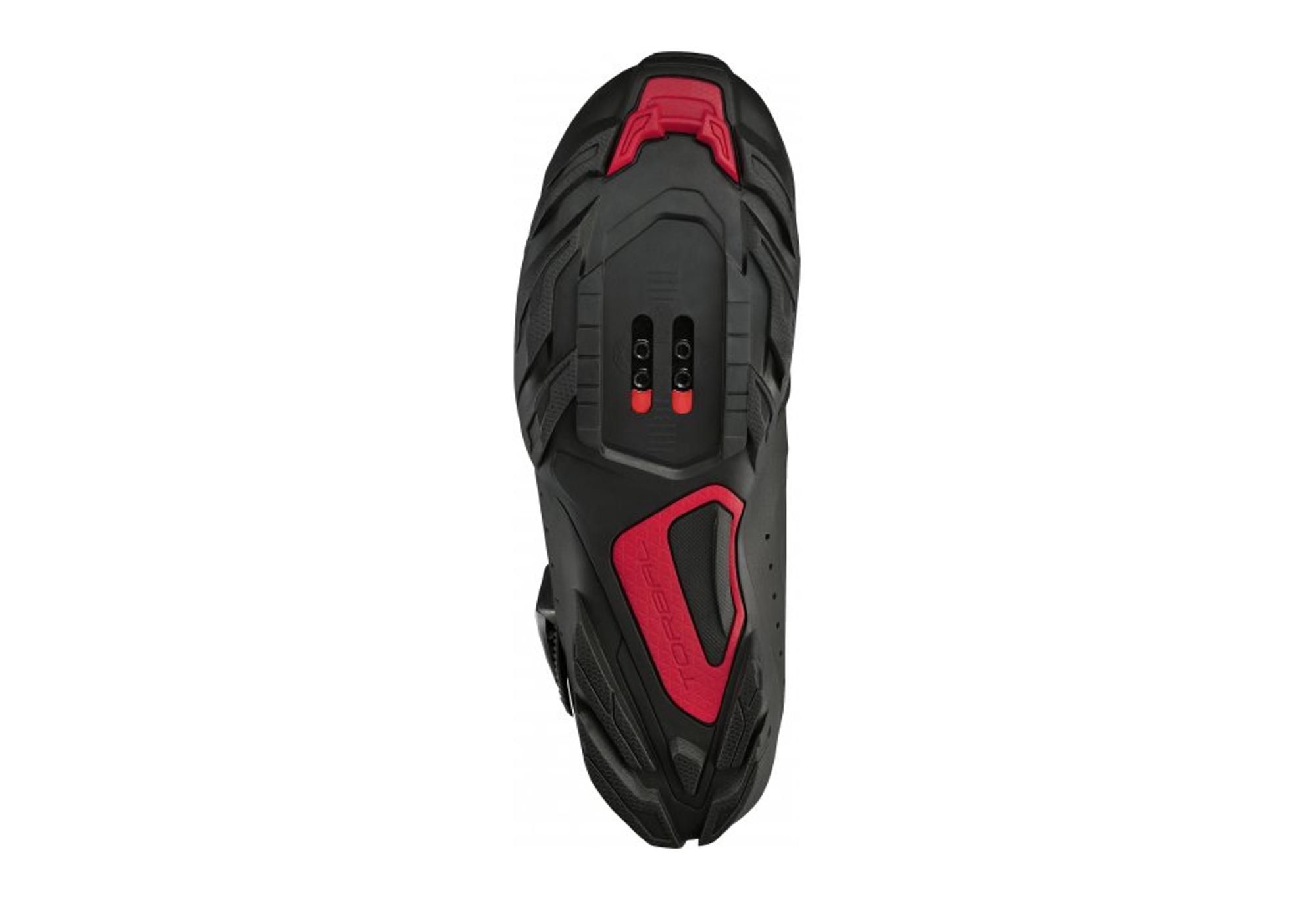 le prix reste stable techniques modernes mode la plus désirable Chaussures VTT Shimano M089 Large Noir