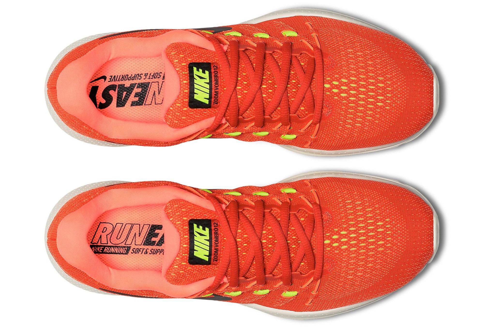 NIKE Shoes AIR ZOOM VOMERO 12 Orange Men