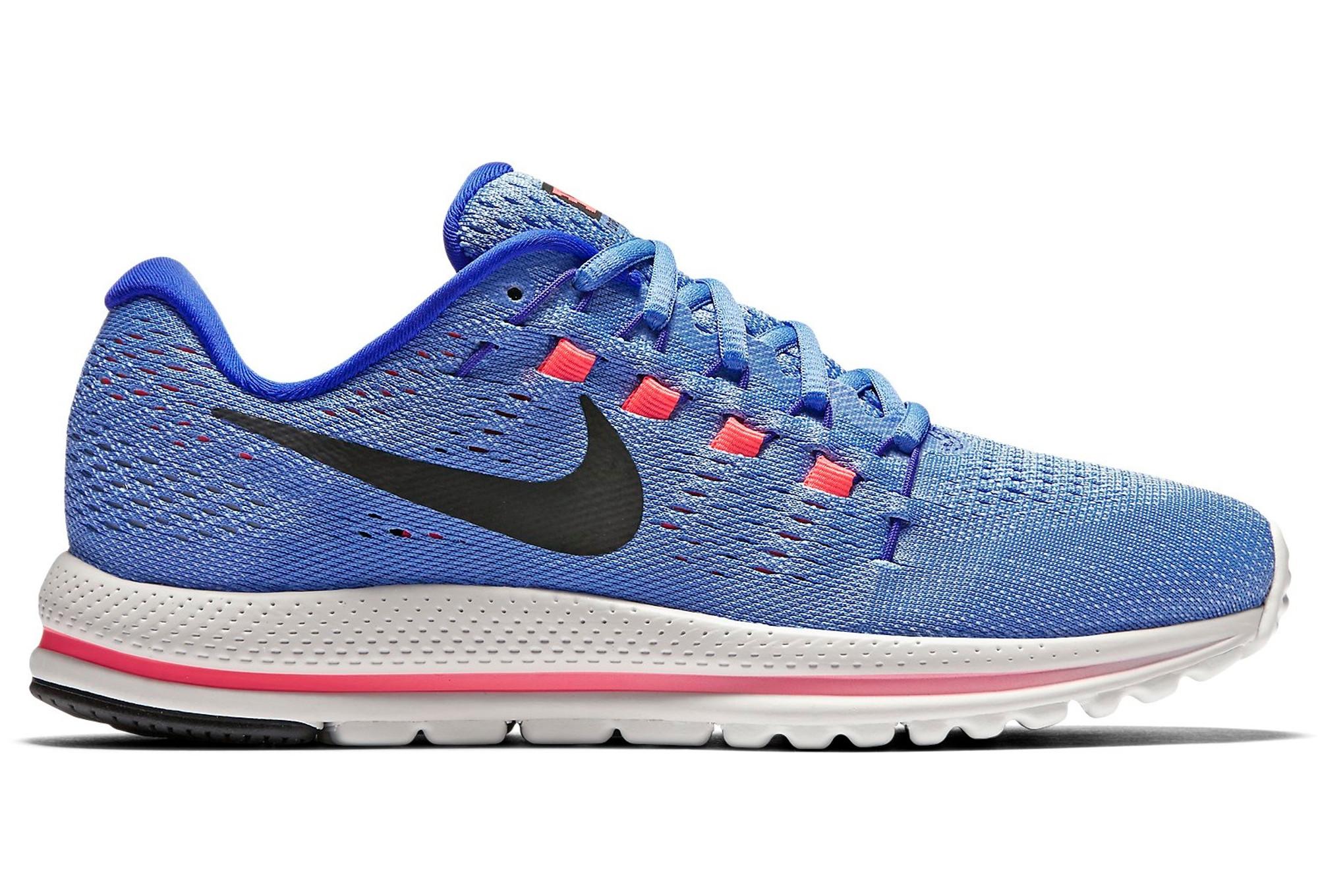 6c1184656b6 Chaussures de Running Femme Nike AIR ZOOM VOMERO 12 Bleu