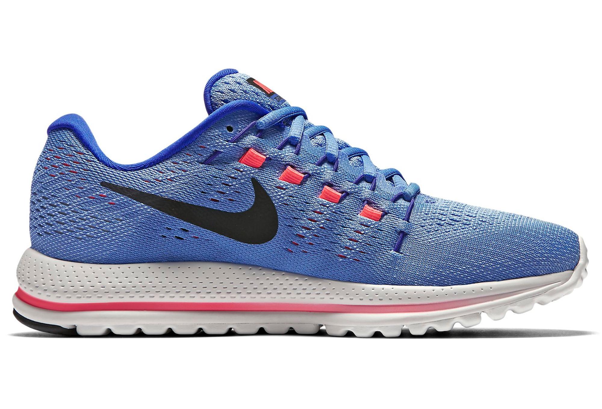 super popular d44d3 8c16c Chaussures de Running Femme Nike AIR ZOOM VOMERO 12 Bleu