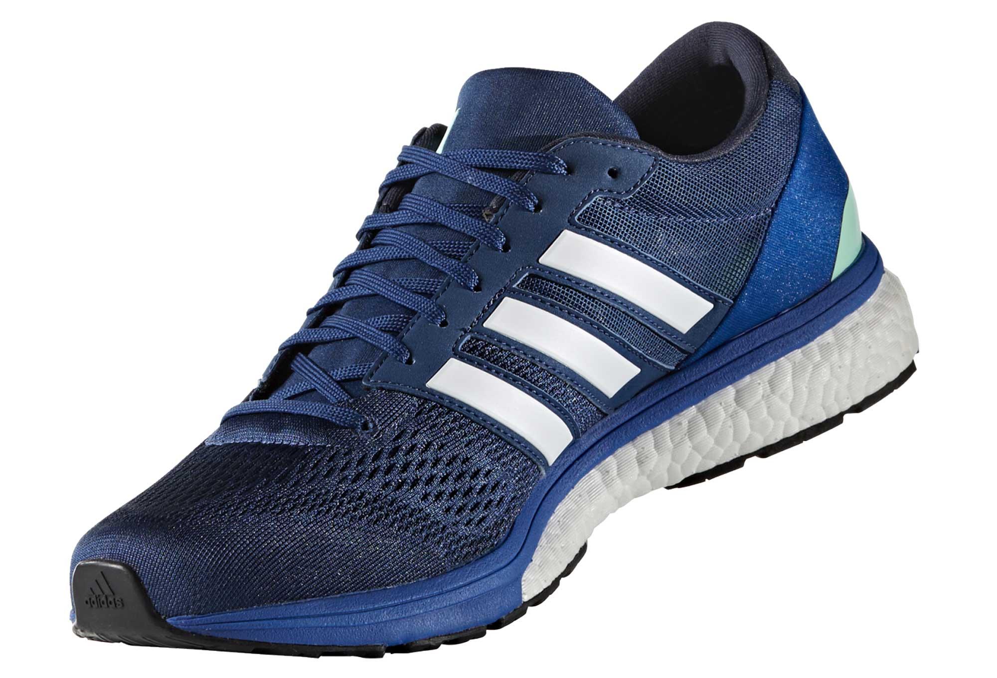 aaf7cc154b68 adidas running adizero BOSTON 6 Blue Men