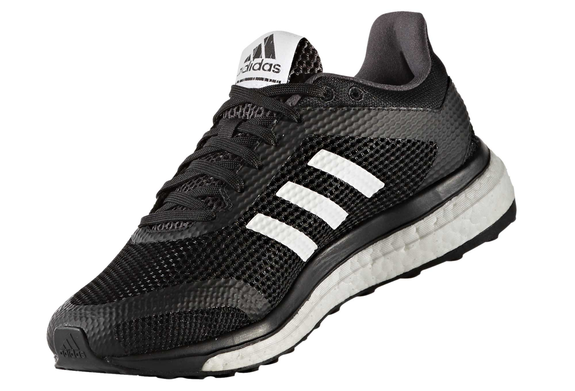 Hommes Chaussures de Running Adidas Response Plus Black