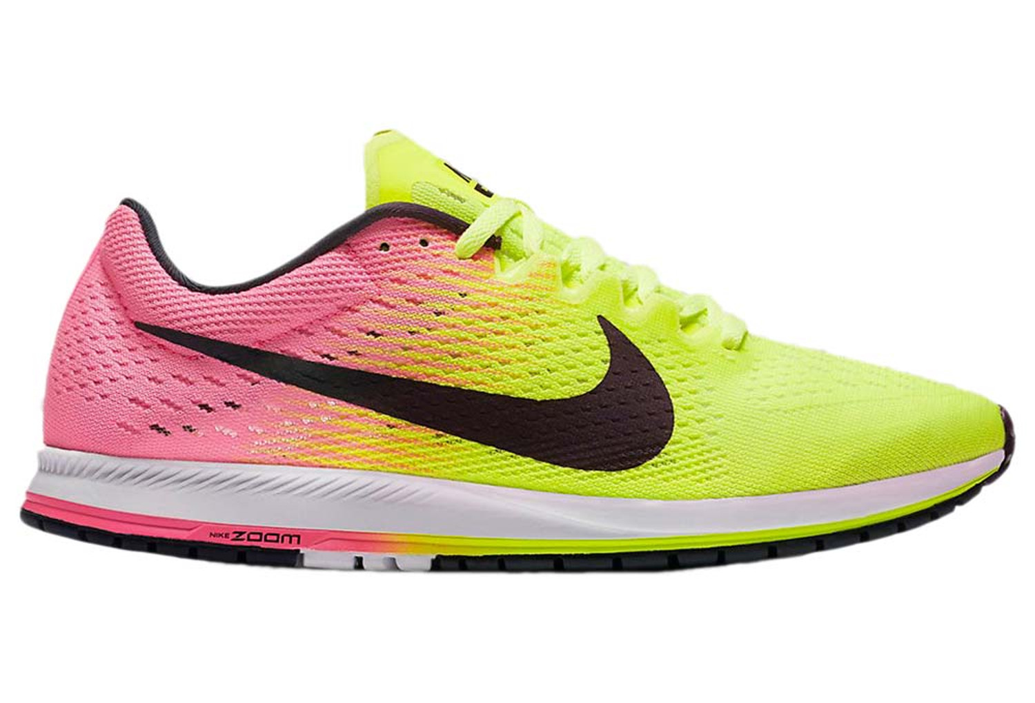 buy popular afe2d 8e06b NIKE ZOOM STREAK 6 OC Pink Yellow Unisex