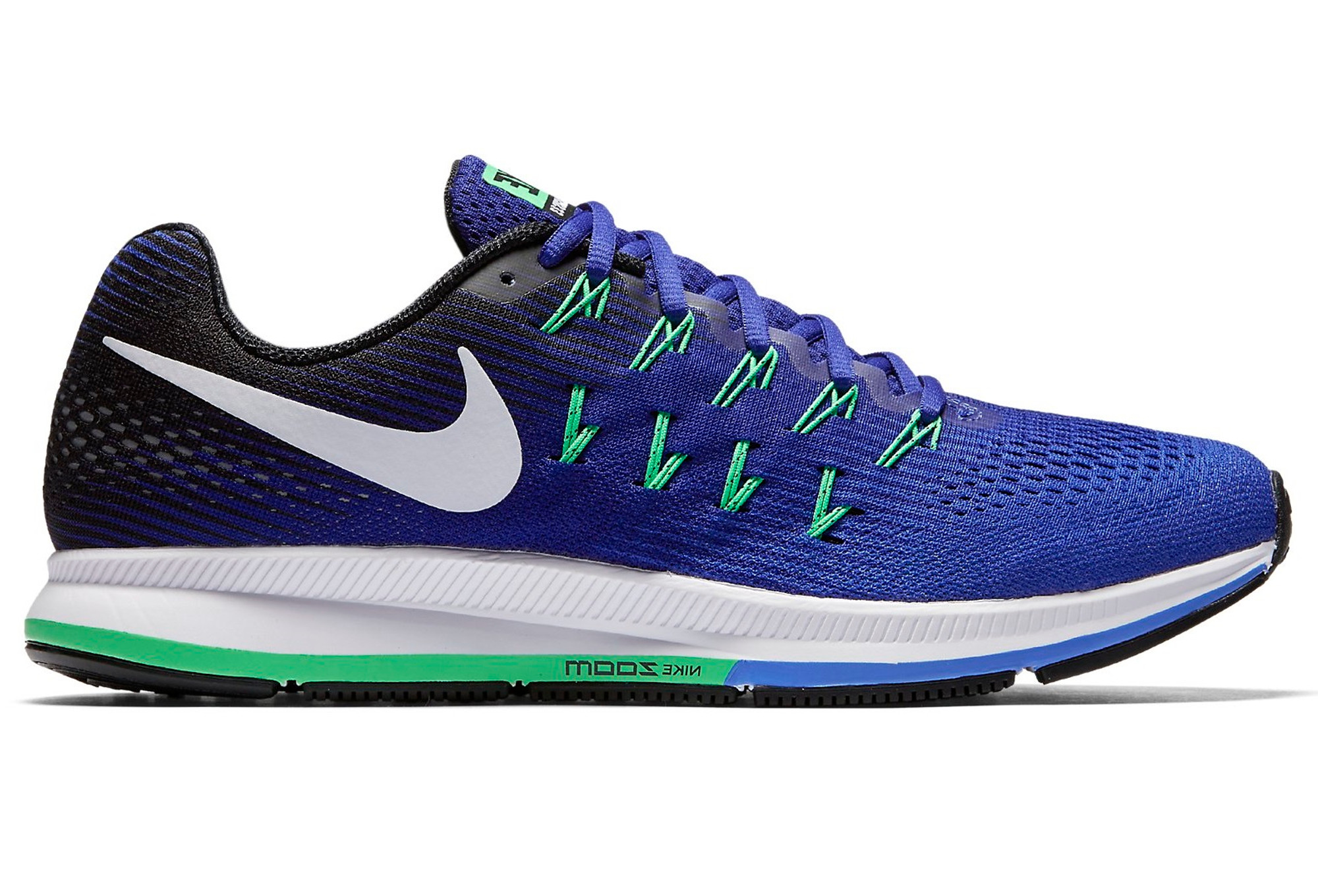 1d891d37 Zapatillas Nike AIR ZOOM PEGASUS 33 para Hombre Azul | Alltricks.es