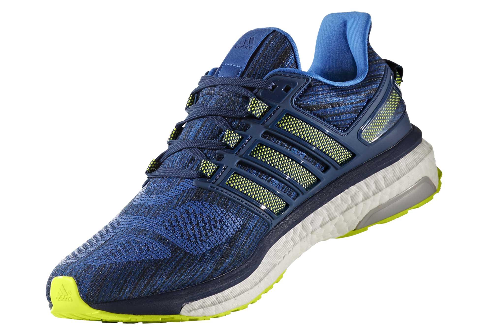 adidas running ENERGY BOOST 3 Blue Yellow Men