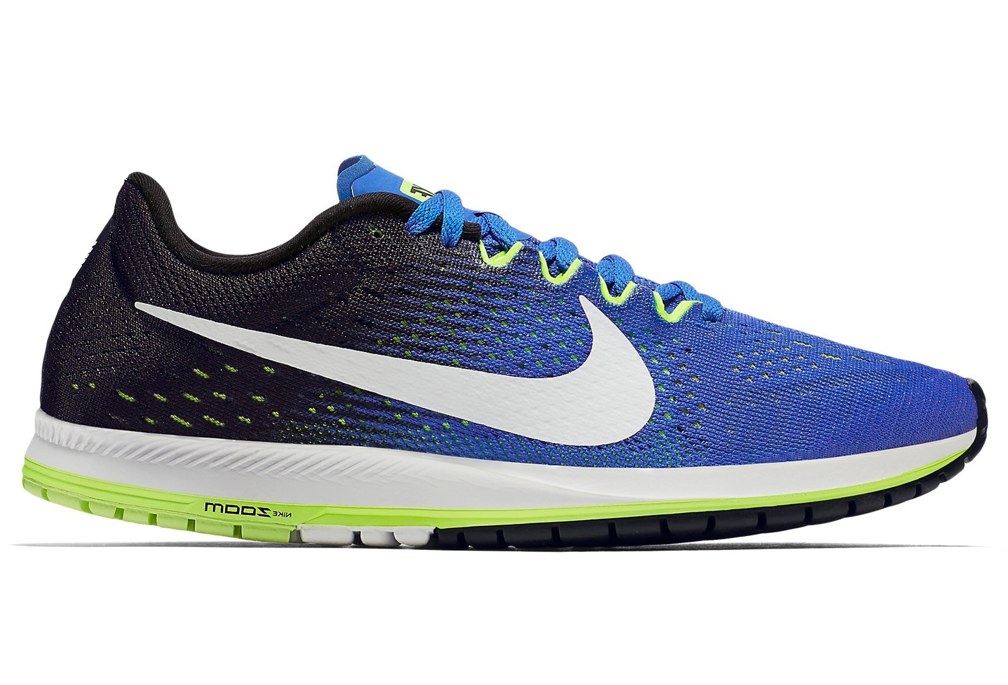 premium selection c6e38 f88ae Zapatillas Nike ZOOM STREAK 6 para Hombre Mujer Azul Negro Verde ...