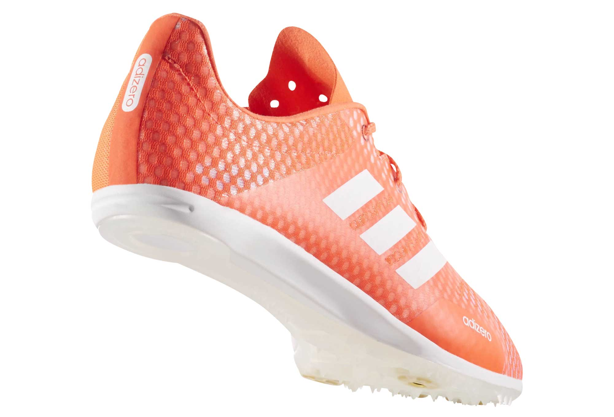 purchase cheap 60e11 59e04 Chaussures dAthlétisme adidas running Adizero Ambition 4 Orange