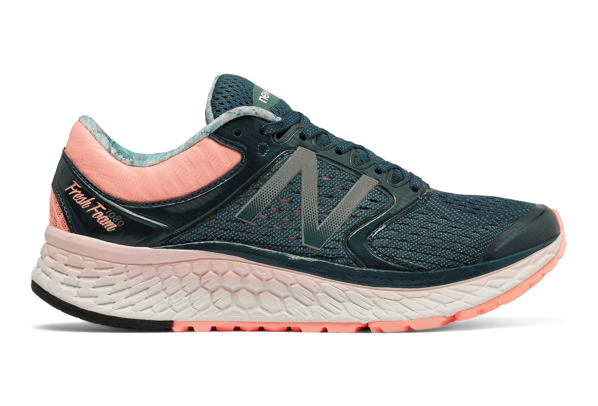 NEW BALANCE FRESH FOAM 1080 v7 Women Blue Pink