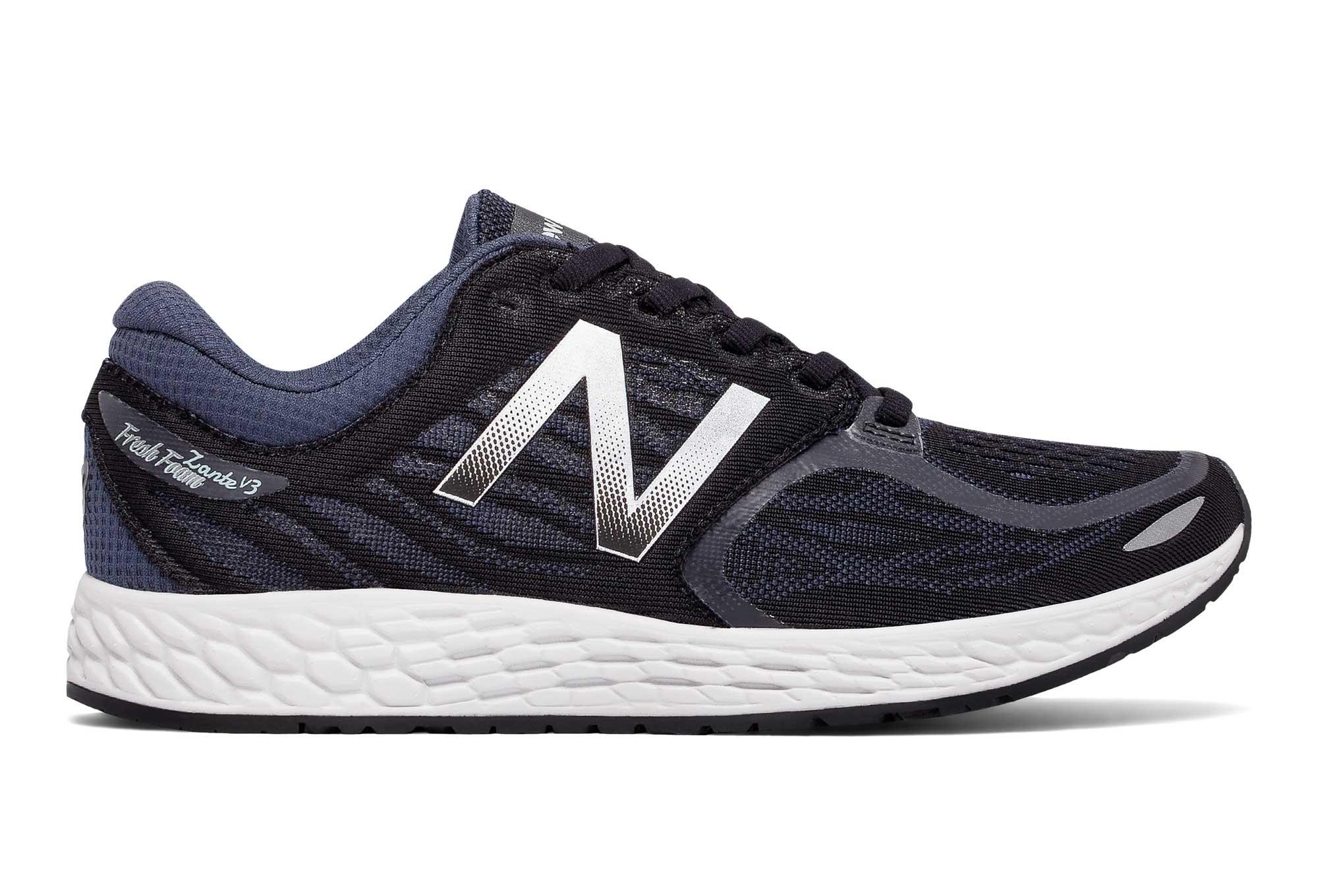 Fresh Foam Zante V3, Zapatillas de Running Mujer, Gris (Grey),41 EU New Balance