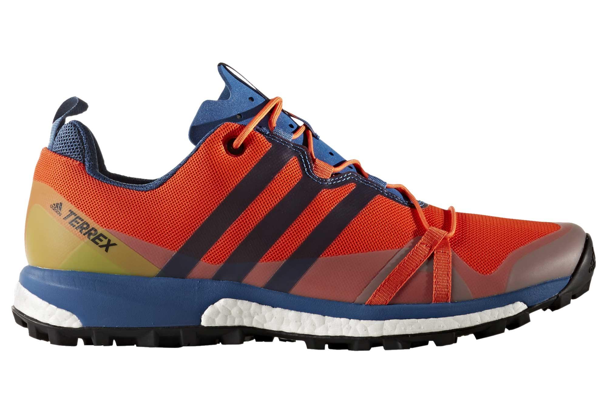 Orange Bleu Homme Terrex Agravic Adidas Running qSGjLzUMVp
