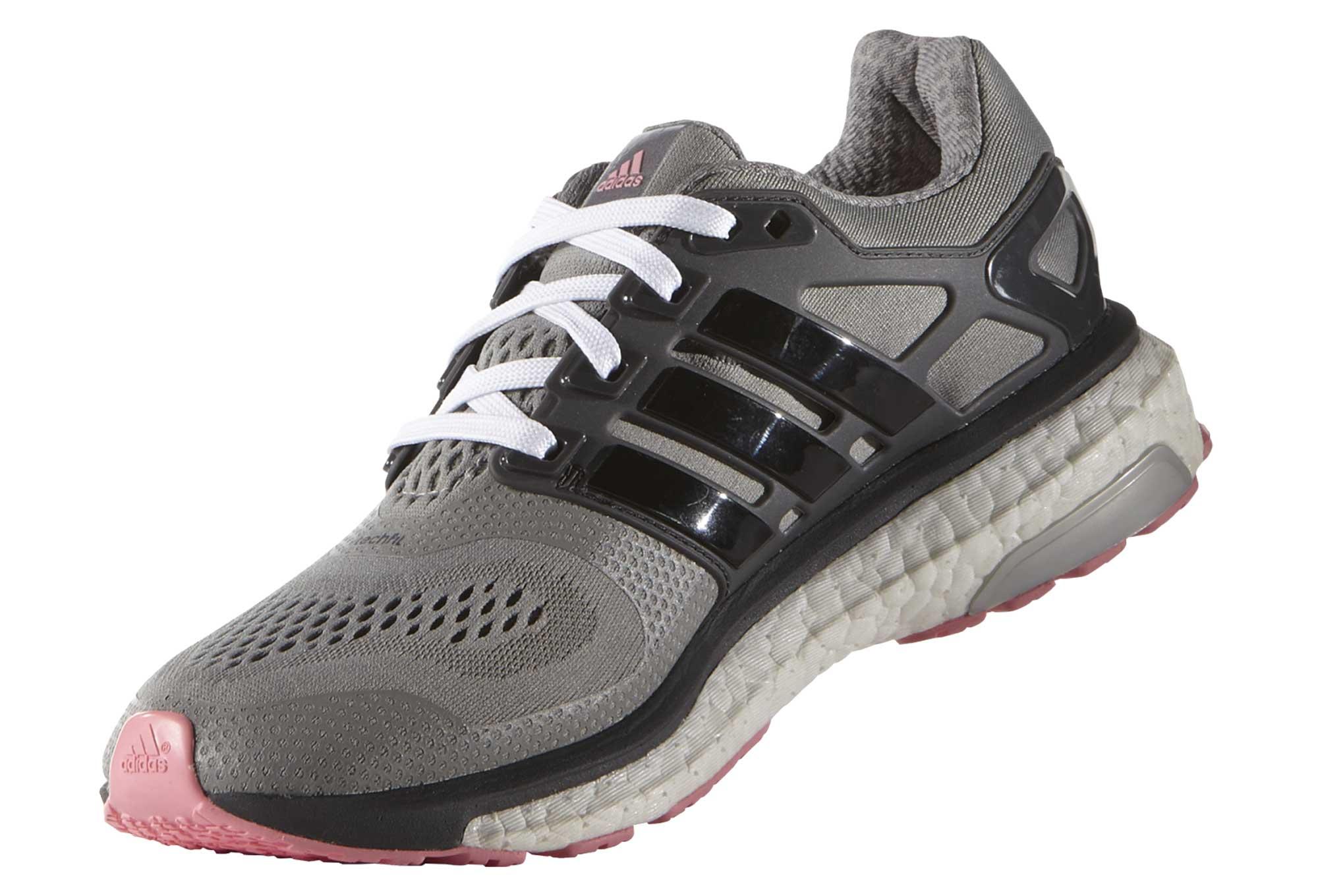 b2ce88553 adidas Energy Boost ESM Shoes Women Grey